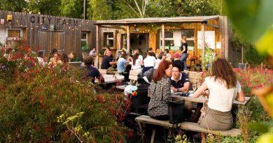 Allotment Kitchen Outdoor Area