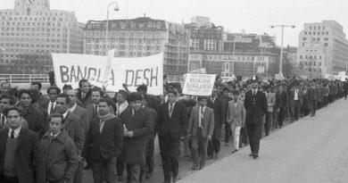 Bangla Walk, London, 1971