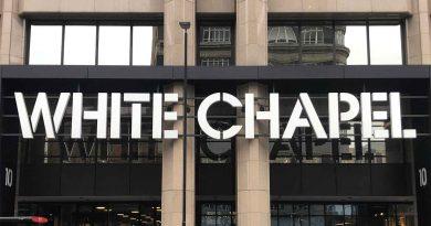 White Chapel Building, Whitechapel High Street, East London